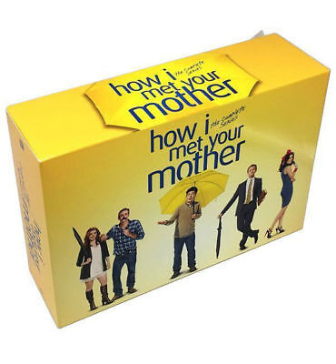 How I Met Your Mother  The Complete Series Seasons 1 9 Dvd