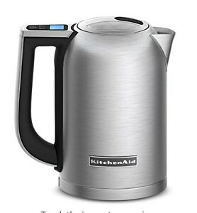 Kitchenaid electric kettle stainless steel