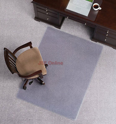 Large 48x72 Standard Thick Es Robbins Chair Mat Chairmats For Carpet Wanchorbar