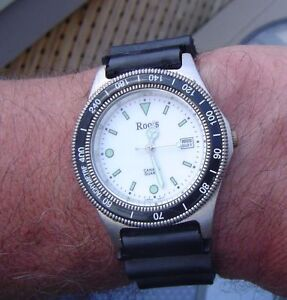 Roots Divers Watch with box/Papers