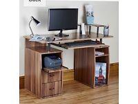 Wood workstation