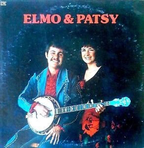 ELMO-PATSY-SELF-TITLED-KIM-PAT-LABEL-1974-LP-INSCRIBED-BACK-COVER