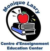 FRENCH AND MATHS FOR ELEMENTARY AND HIGH SCHOOL:LASRY West Island Greater Montréal Preview