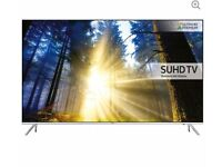 "New Samsung 60"" smart quantum dot tv UE60ks7000"