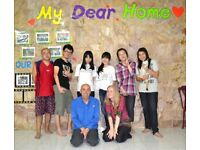 VOLUNTEER AT THE INTERNATIONAL HUMANITY FOUNDATION CHILDREN'S HOME IN THAILAND