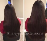 HAIR EXTENSIONS!