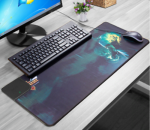Wireless charging Mousepad for Desk