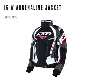 Women's FXR jacket and pants size 8
