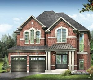 Brand New 4 Bedroom home in Innisfil