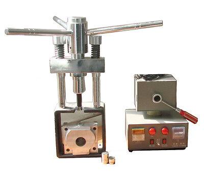 Ce Fda Dental Flexible Denture Injection Unit System Partial Injector Machine