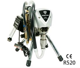 Professional airless paint sprayer R520/110V