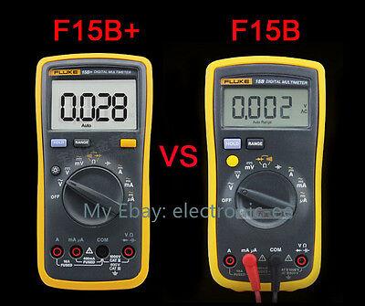 FLUKE 15B+ F15B+ Digital Multimeter Meter New
