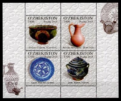Keramik-block (Usbekische Keramik. Block. Usbekistan 2015)