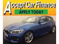 BMW 116 M Sport FROM £83 PER WEEK!