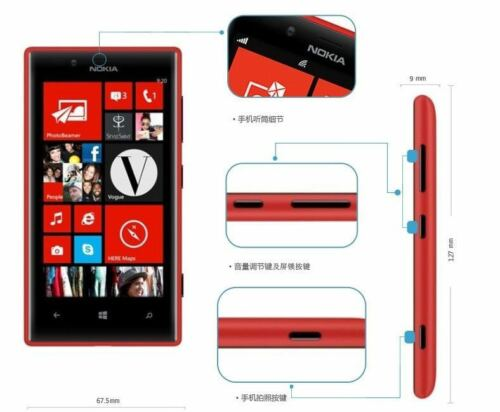 Купить Nokia Lumia 720 N720 4.3