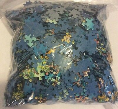 Jigsaw Puzzle Pieces Arts Crafts Pinterest Projects Over 3Lbs