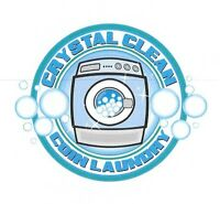 Wash n Fold Service! Laundry Done in 4 Minutes!