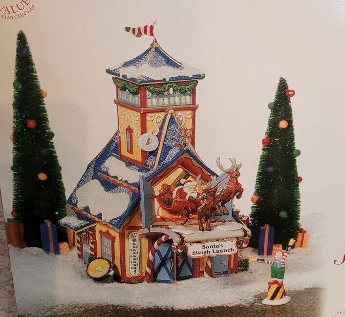 Dept 56 North Pole Series - Santa