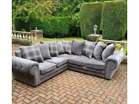 GET DISCOUNT ON-- FACTORY PACKED VERONA CORNER SOFA AVAILABLE IN 3+2 SOFA SETS