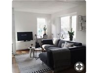 Ikea slate grey corner sofa only 11 months old