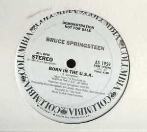 BRUCE SPRINGSTEEN USA 1984 DEMO 12