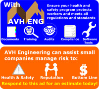 Need an updated health and safety program?