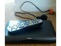 Sky HD box and sky remote control!