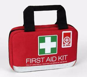 NEW 2017 St John Ambulance Small First Aid Kit - Home, Camping Mermaid Waters Gold Coast City Preview