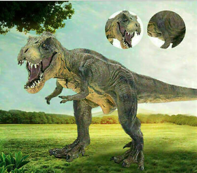 s Rex Dinosaurier Aktion Figur Modell Spielzeug Kinder Neu (Tyrannosaurus Rex Spielzeug)