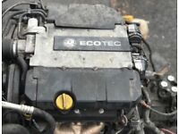 VAUXHALL VECTRA GSi, 3.2, 2002 ENGINE, FOR SALE