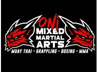 MUAY THAI IN DERBY, STRIKING FOR MMA