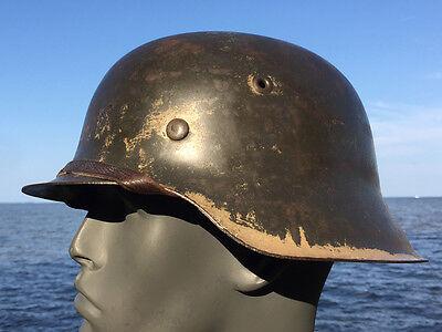 Live Resin 1//35 WWII German Steel Helmet Liner for Big Size German Helmets