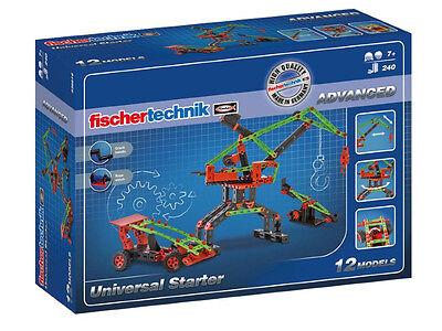 Fischertechnik 536618 - ADVANCED Universal Starter   Technik Baukasten