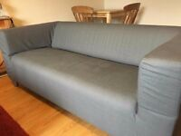 6 month old Ikea sofa for sale