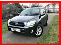 Automatic -- Toyota RAV 4 AUTO - XT 4 -- Full LEATHER Seats -- Part Exchange OK -- Toyota Rav4 Auto