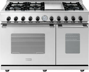 NEW OB SUPERIORE NEXT SERIES 48 INCH GAS RANGE - RN482GCSS​