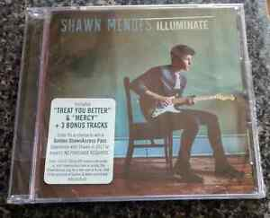 BRAND NEW! Shawn Mendes 'Illuminate' Deluxe Edition CD Kitchener / Waterloo Kitchener Area image 1