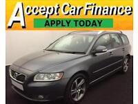 Volvo V50 1.6D ( s/s ) 2012MY DRIVe SE FROM £36 PER WEEK !