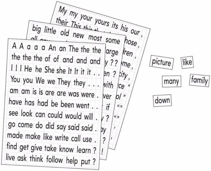 BNIP: Educational Insights Magnetic Sight Words