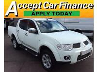 Mitsubishi L200 FROM £57 PER WEEK!