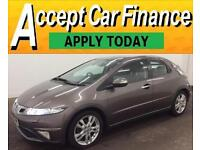 Honda Civic 2.2i-CTDi 2009MY EX FROM £31 PER WEEK
