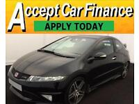 Honda Civic 2.0i-VTEC Type R GT FROM £41 PER WEEK !