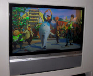 "51"" RCA Scenium HDTV with DLP...FREE to pick up"