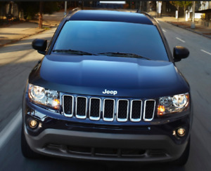 2014 Jeep Compass Limited - Low KMs