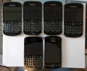 Blackberry Bold 9930/Blackberry Curve 9380