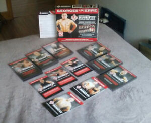 George St. Pierre - RUSHFIT - Ultimate Home Fitness