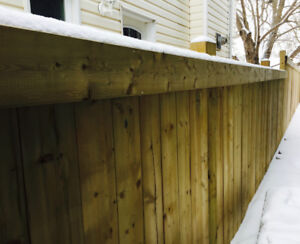 Need a new fence? Choose us! | MckRoz Fencing