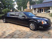 Limousines by Nithridge Livery - Serving KW, Cambridge & Guelph