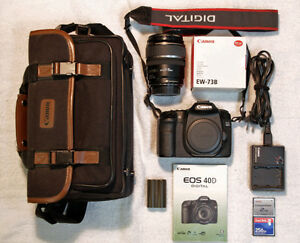 Canon 40D Package