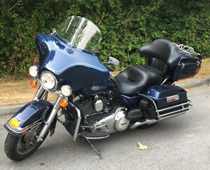2013 Harley Davidson Electra Glide Classic,